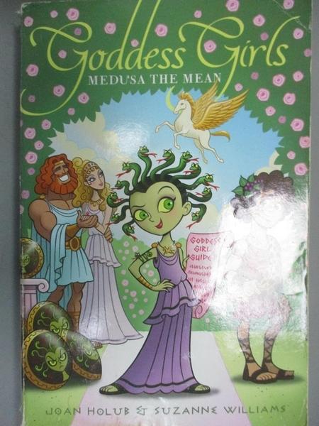 【書寶二手書T7/原文小說_IHM】Medusa the Mean_Holub, Joan/ Williams, Suz