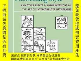 二手書博民逛書店The罕見Elements Of Networking StyleY256260 M. A. Padlipsk