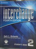 【書寶二手書T2/語言學習_YKC】Interchange Level 2_Richards, Jack C./ Hul