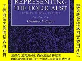 二手書博民逛書店Representing罕見The HolocaustY256260 Dominick Lacapra Cor