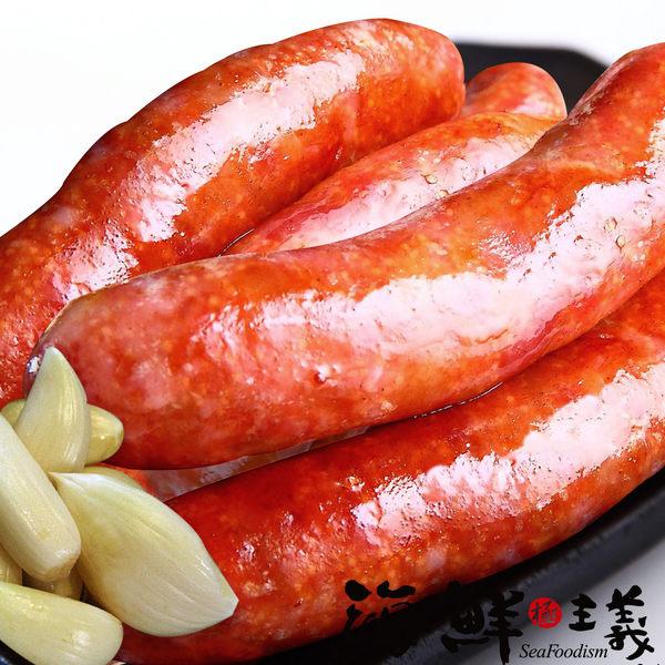 【海鮮主義】飛魚卵香腸(5入/包)