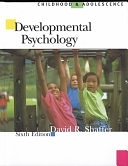 二手書博民逛書店《Developmental Psychology: Childhood and Adolescence》 R2Y ISBN:0534572146