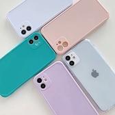 蘋果 iPhone 11 Pro Max XR XS MAX iX i8+ i7+ SE 2020 立體直邊框 手機殼 全包邊 素面 保護殼