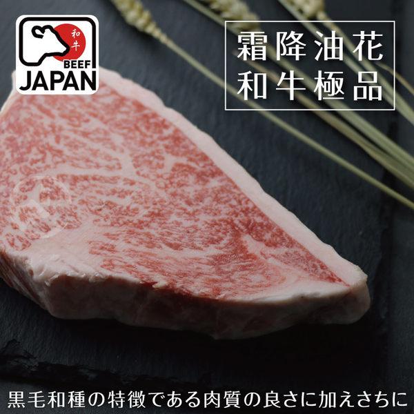 【超值免運】日本A5純種黑毛和牛霜降牛排2片組(200公克/1片)