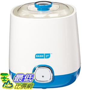 [美國直購] Dash DSY101BLU 優格機 Bulk Yogurt Maker (Euro Cuisine 可參考)