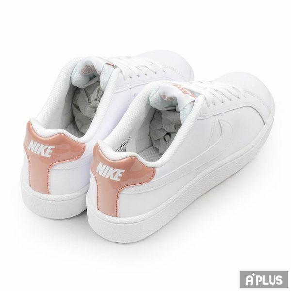NIKE 女 WMNS NIKE COURT ROYALE  經典復古鞋- 749867116
