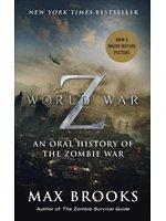 (二手原文書)World War Z (Mass Market Movie Tie-In Edition): An Oral History of the Zombie War