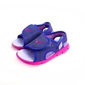 小童NIKE SUNRAY ADJUST 4 (TD) 輕量運動涼鞋寶寶涼鞋 《7+1童鞋》 D895 紫色