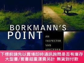 二手書博民逛書店Borkmann s罕見PointY255174 Hakan Nesser Random House Inc
