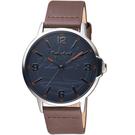 Timberland經典百搭時尚手錶 TBL.16011JYS/03 靛藍