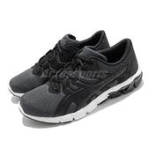 【六折特賣】Asics 慢跑鞋 Gel-Quantum 90 2 男 黑 灰 緩衝 休閒 運動鞋 【ACS】 1021A193022