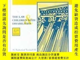 二手書博民逛書店Free罕見Appropriate Public Education: The Law And Children
