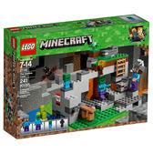 樂高積木LEGO 當個創世神系列 21141 僵屍洞窟 The Zombie Cave