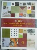 【書寶二手書T8/設計_ZAQ】Best of Letterhead and Logo Design_Rockport