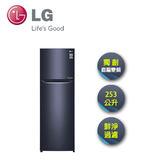 LG | 253L 上下雙門 直驅變頻冰箱 星曜藍 GN-L307C