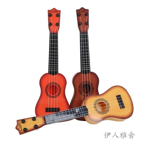 兒童音樂吉他可彈奏仿真樂器尤克里里玩具 JL2861『伊人雅舍』TW