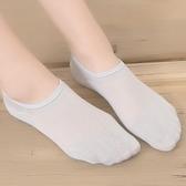 船襪女夏季薄款棉質短襪正韓可愛襪子女硅膠防滑淺口隱形超薄網眼【週年慶免運八折】