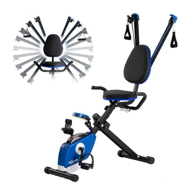 百臂綜合訓練健身車XR360 上肢訓練重訓抗力繩 WELL COME好吉康