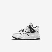 Nike Jordan 4 Retro Se Td [DC4102-100] 小童鞋 運動 休閒 綁帶 保護 包覆 白