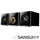 年終慶好禮三重送 山水SANSUI 數位式藍芽/USB/CD/FM床頭音響組(MS-616)