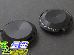 [106東京直購] MiLLiSECOND B012N3HPGS 黑色 鋁制卷尺 Aluminum Metal Major