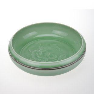 龍泉青瓷茶洗陶瓷花盆