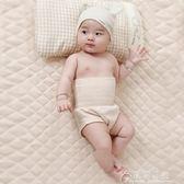 嬰兒護肚圍裹肚子寶寶護肚圍肚臍圍新生兒護臍四季通用肚圍護臍帶花間公主