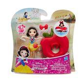 《 Disney 迪士尼 》迷你公主戲水組 - 白雪公主 ╭★ JOYBUS玩具百貨