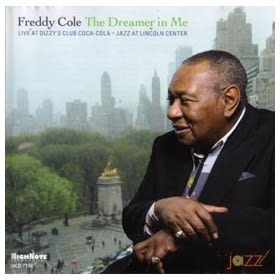 經典數位~佛瑞迪.高 Freddy Cole- 佛瑞迪高初體驗 The Dreamer in Me:Live at Dizzy's Club Coca-Cola