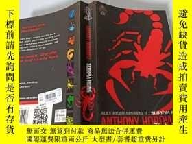 二手書博民逛書店Scorpia罕見Rising:Anthony Horowitz 天蠍座崛起:安東尼·霍洛維茨Y200392
