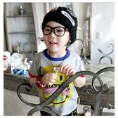 韓版短袖潮T 童裝 男女童裝 魔法Baby
