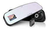 附16G卡+3孔擴充『 Mio MiVue R62 』後視鏡型GPS測速器+行車記錄器/F1.6/7玻鏡頭/Sony感光元件