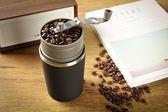 Mametsukue【日本代購】 一體式咖啡機 手磨咖啡機 不銹鋼濾杯