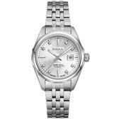 瑞士時度表DOXA紳豪系列(女)腕錶   D176SWH