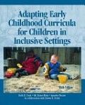 二手書博民逛書店《Adapting Early Childhood Curricula for Children in Inclusive Settings》 R2Y ISBN:0131124889