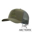 【Arc'teryx 始祖鳥】LOGO網帽『龍紋綠』L07562900 抗UV帽.登山帽.吸濕排汗帽.路跑慢跑帽.棒球帽