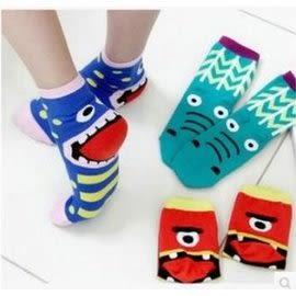 預購 - 吐舌頭 創意襪 女襪 全純棉襪 潮襪民族襪子
