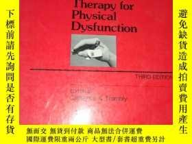 二手書博民逛書店Occupational罕見Therapy for physic