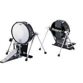凱傑樂器 ROLAND KD 120 BK/WT 電子大鼓踏板