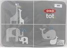 OXO動物桌墊(H3X000001)