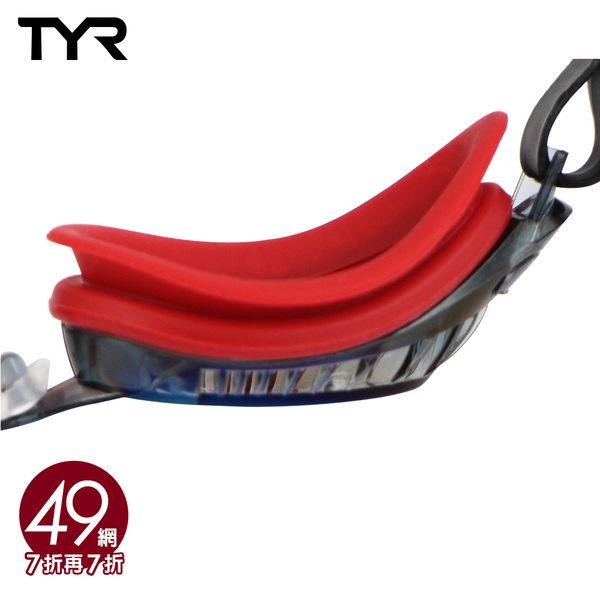 美國TYR 成人用競速電鍍泳鏡 Powerflow Metallised 台灣總代理-電鍍防霧