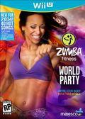 WiiU Zumba Fitness World Party 尊巴健身世界派對(美版代購)