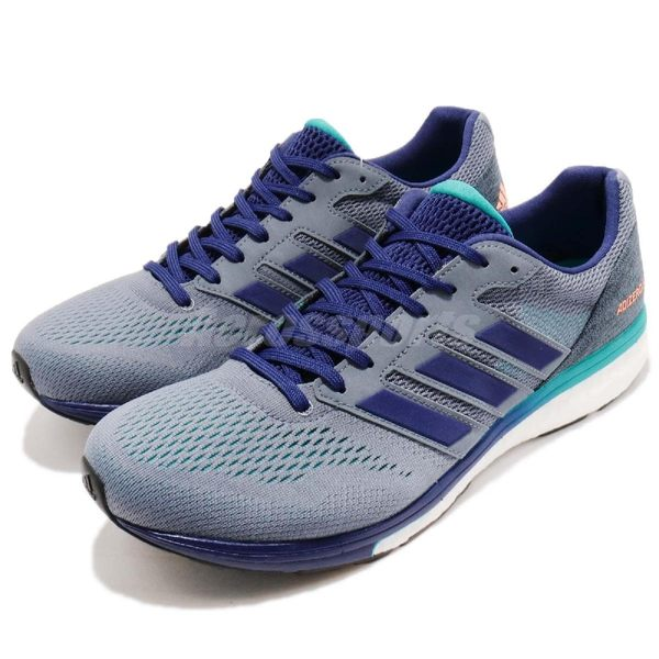 adidas 慢跑鞋 Adizero Boston 7 M BOOST 中底 男鞋 運動鞋 【PUMP306】 BB6535