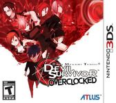 3DS Shin Megami Tensei: Devil Survivor Overclocked 惡魔求生者 超時極限(美版代購)