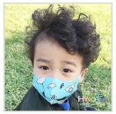 【HAOFA】【H&F.Mask】平價N95 ※3D立體精緻列印貓熊胖達口罩※ 四層式 50入/包 PM2.5 台灣製