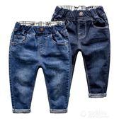 兒童牛仔褲彈力3歲2寶寶長褲4春秋男童潮裝褲子5春裝休閒褲6童裝7 沸點奇跡