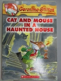 【書寶二手書T1/原文小說_MCV】Cat and Mouse in a Haunted House