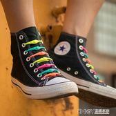 新DIY創意網紅耐用懶人鞋帶好看智慧方便一腳蹬免繫鞋帶 溫暖享家