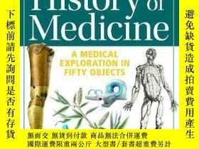 二手書博民逛書店Illustrated罕見History of Medicine-醫學史插圖Y361738 Gill Paul
