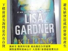 二手書博民逛書店英文原版罕見The Killing Hour by Lisa G